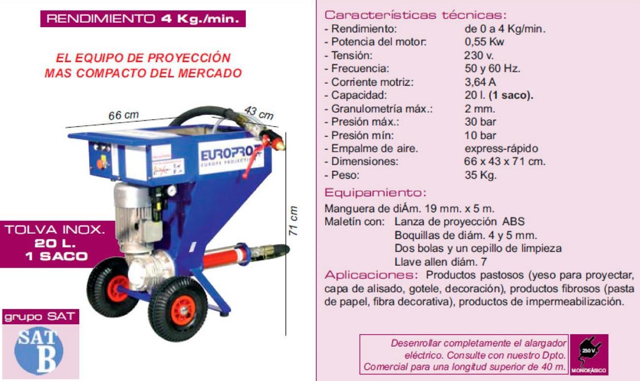 maquina-proyectar-europro-4p